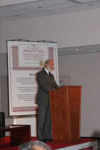 HRH Prince Michael of Kent opens the 10th Forum